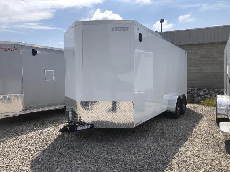 2020 7x20 Legend Manufacturing Cyclone Enclosed Cargo Trailer. 17494