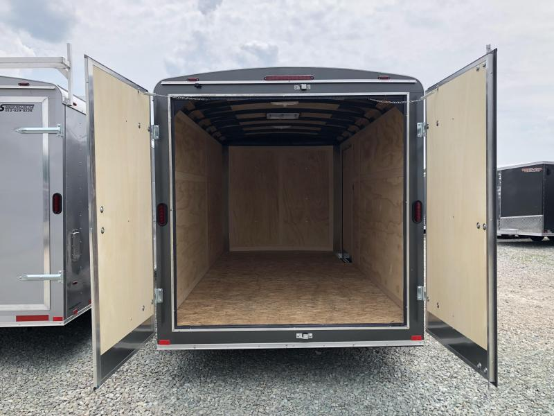 2018 7'x14' 7k Atlas Enclosed Trailer. 40677