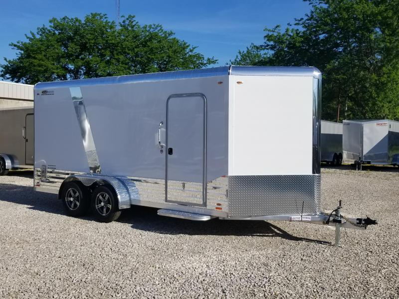 2020 7x19 Legend Trailers DVN Enclosed Cargo Trailer