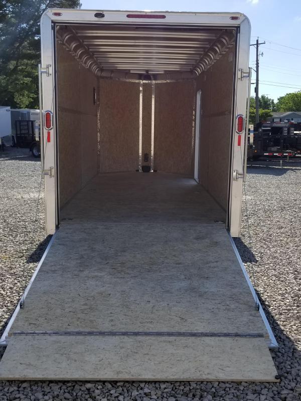 2020 7x19 Legend Trailers DVN Enclosed Cargo Trailer