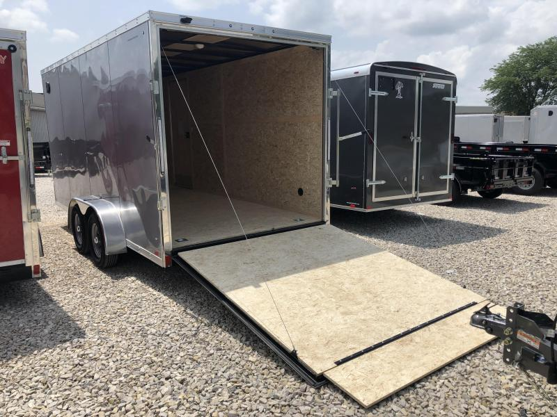 2019 7x16 7K Discovery Enclosed Cargo Trailer. 2764