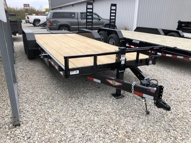 2019 16+4x82 14K H and H Equipment Trailer. 14396