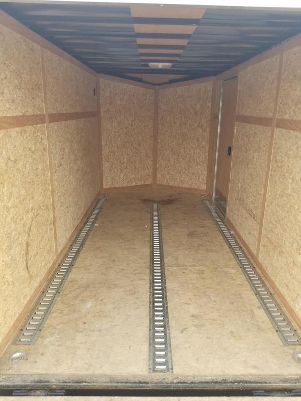 2017 6x10 Discovery Trailers Rover SE  Enclosed Cargo Enclosed Cargo Trailer