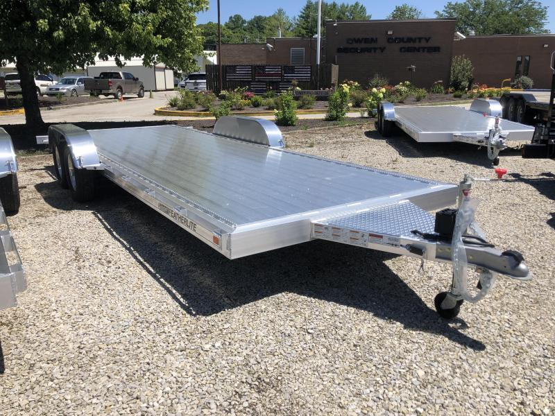 2019 20' 7K Featherlite Car Trailer. 152306