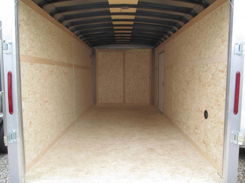 2019 7x16 Wells Cargo RF716 Enclosed Cargo Trailer