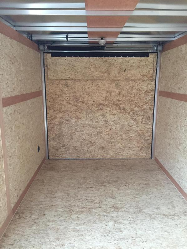 2019 7'x14' 7K Discovery Enclosed Trailer. 1937