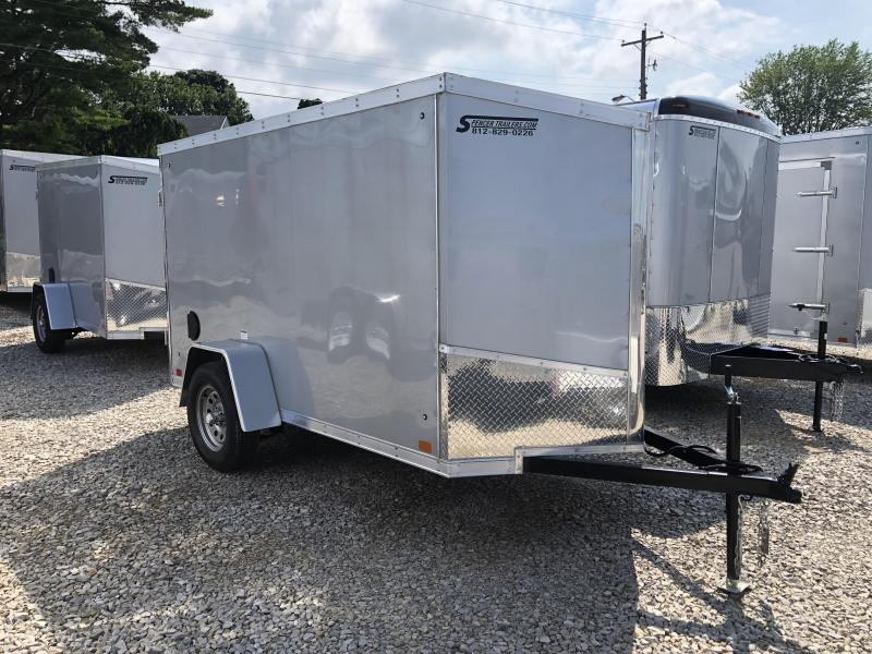 2019 5x10 Discovery Enclosed Cargo Trailer. 2517