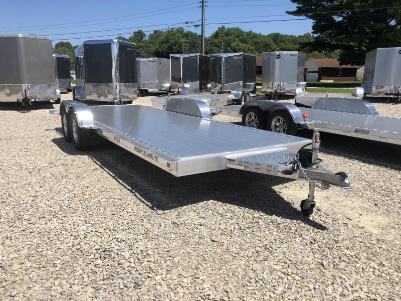 2019 20' 7K Featherlite Car Trailer. 152307