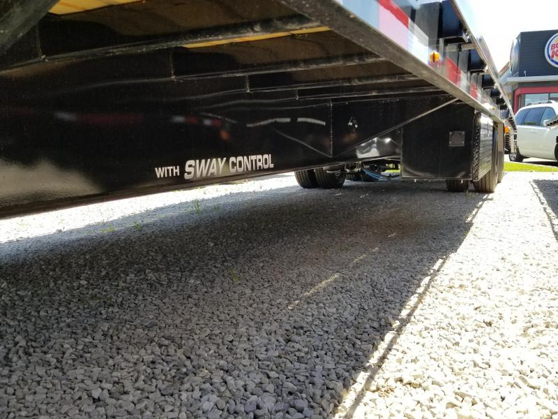 """2019 FMAX 212MR 40'x102"""" 25.9K Diamond C Engineered Beam Equipment Trailer. 14507"""