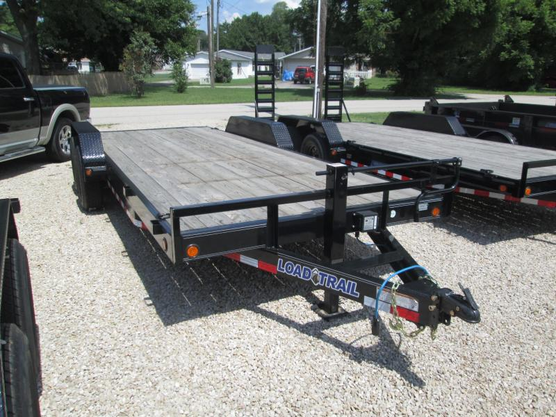 2019 Load Trail CH8320 Equipment Trailer