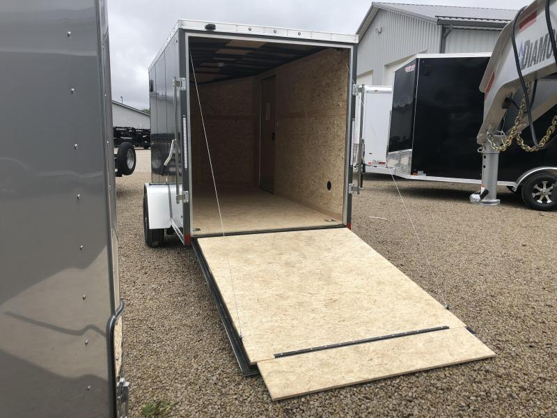 2019 6x12 Discovery Enclosed Cargo Trailer. 3676