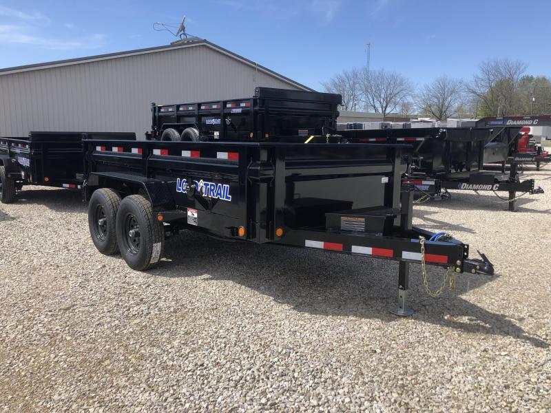 """2019 72""""x12' 10k Load Trail Dump. 80117"""