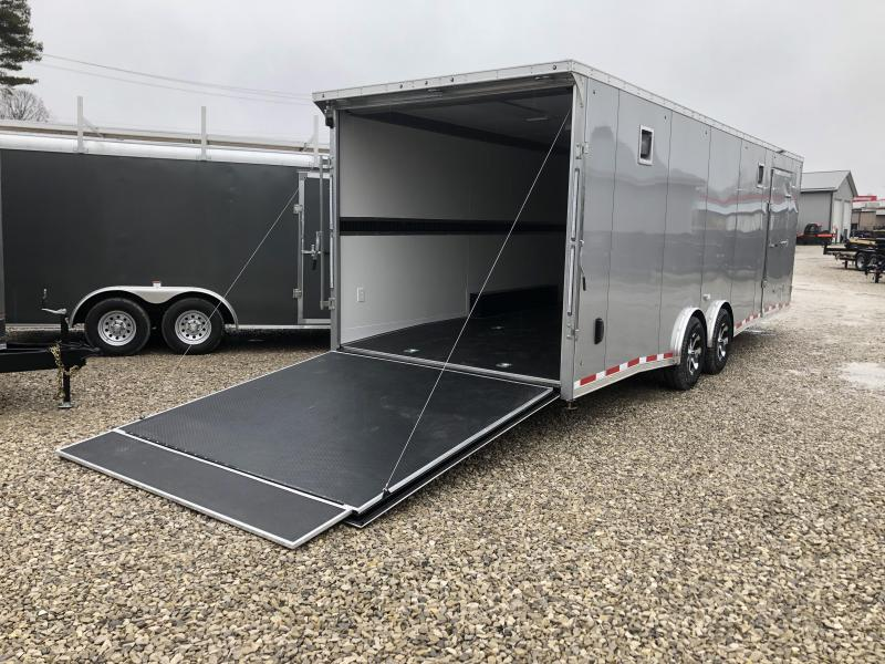 2019 8.5x26 12K Discovery Enclosed Trailer. 4098