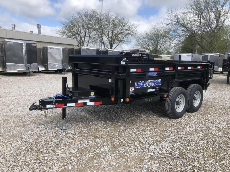 """2019 72""""x12' 10k Load Trail Dump. 79985"""