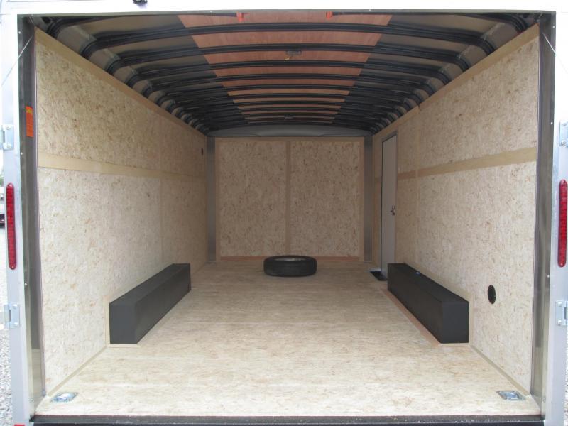 2019 8.5x16 Wells Cargo RF8516 Enclosed Cargo Trailer