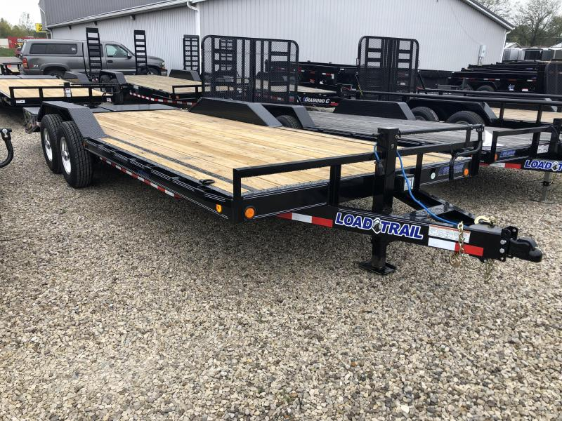 2019 18+4x102 14K Load Trail Equipment Trailer. 74767