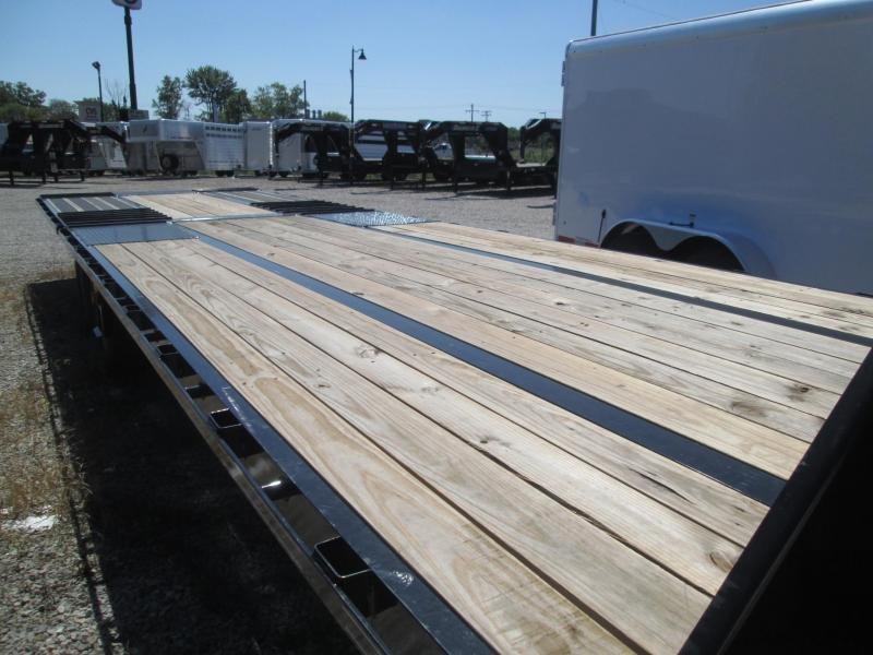 "2019 FMAX 210HDT 30'x102"" 25K Diamond C Engineered Beam Equipment Trailer. 16802"