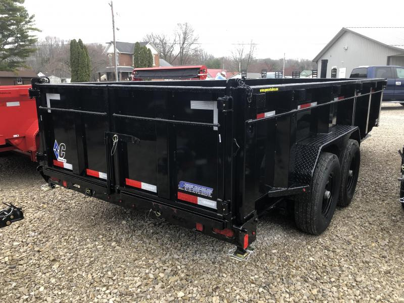 2019 16x82 14.9K Diamond C Dump Trailer. 12064