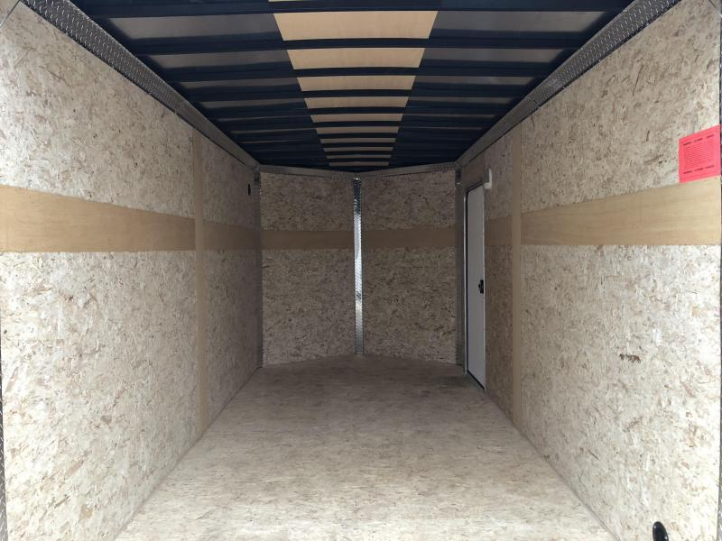 2018 7x14 7K MVM7 Enclosed Trailer. 1162