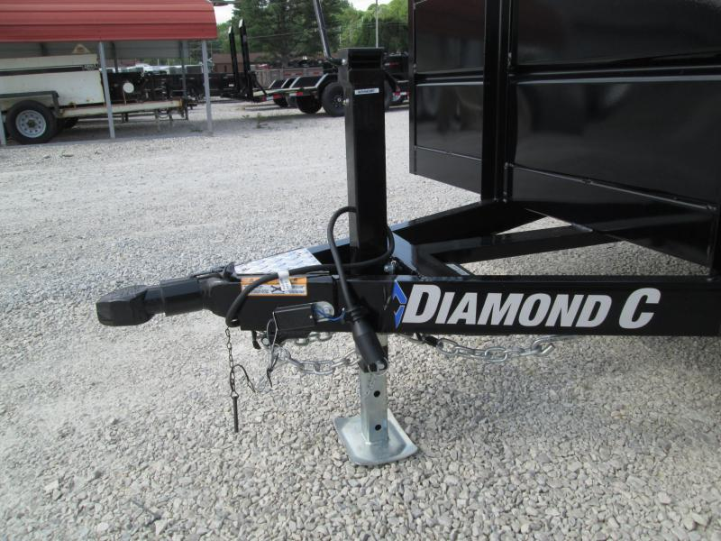 2019 Diamond C Trailers RTA Landscape Utility Trailer