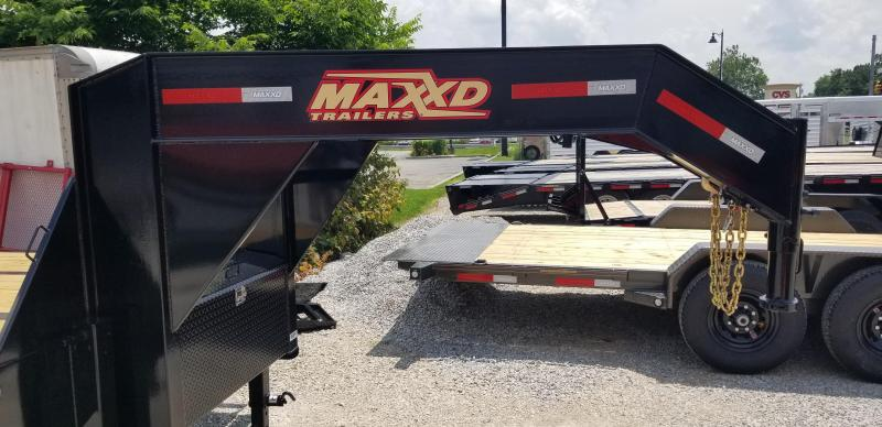 "2019 32"" Full Deck Tilt  MAXXD Tandem Dually Flat bed"