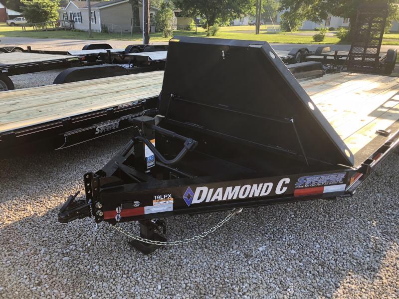 2018 Diamond C 18+2 14k Equipment Trailer. 2647