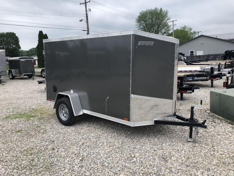 2019 5'x10' Discovery Enclosed Trailer. 2518