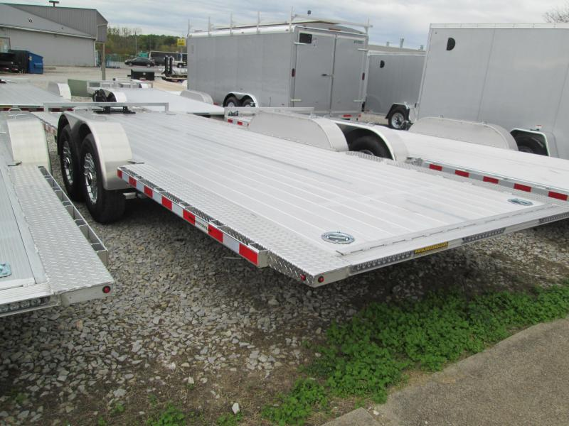 2019 22x102 14K H and H Equipment Trailer. 14288