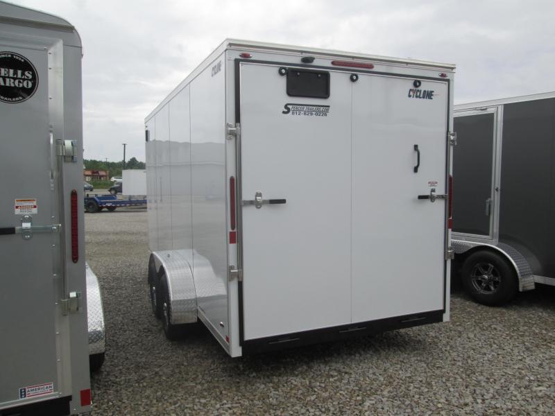 2019 7x16 Legend Manufacturing STV Enclosed Cargo Trailer