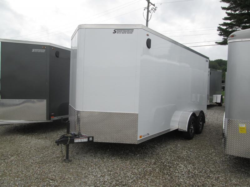 2019 7x16 Legend Manufacturing STV Enclosed Cargo Trailer