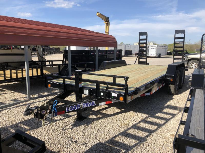 "2019 83""x18' 14K Load Trail Equipment Trailer. 85487"