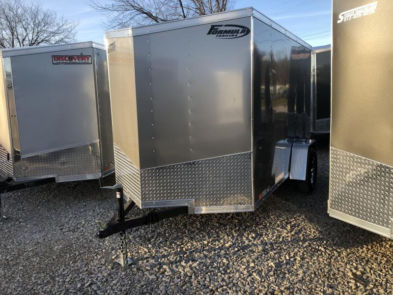 2019 6x10 Formula Enclosed Trailer. 00811