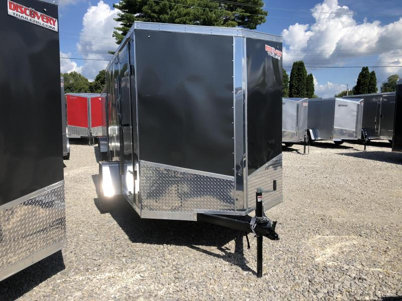 2019 6x10 Discovery Enclosed Cargo Trailer. 3448