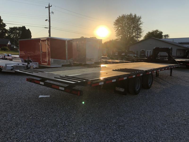 2018 20+12x102 25K Diamond C Equipment Trailer. 98742