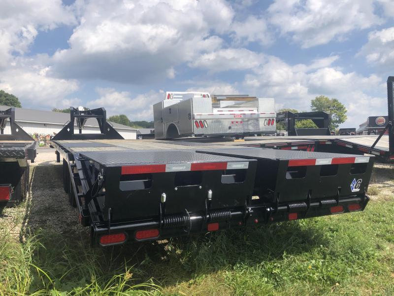 """2019 FMAX 210MR 32'x102"""" 25K Diamond C Engineered Beam Equipment Trailer. 10303"""