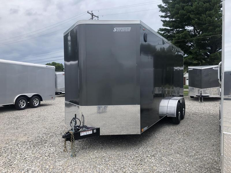 2020 7x18 Legend Manufacturing STV Enclosed Cargo Trailer
