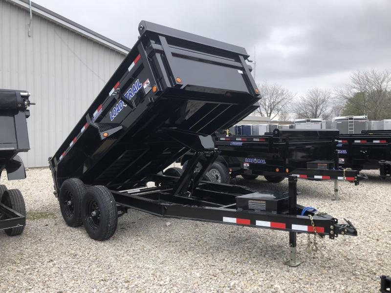"2019 72""x12' 10K Load Trail Dump Trailer. 80115"