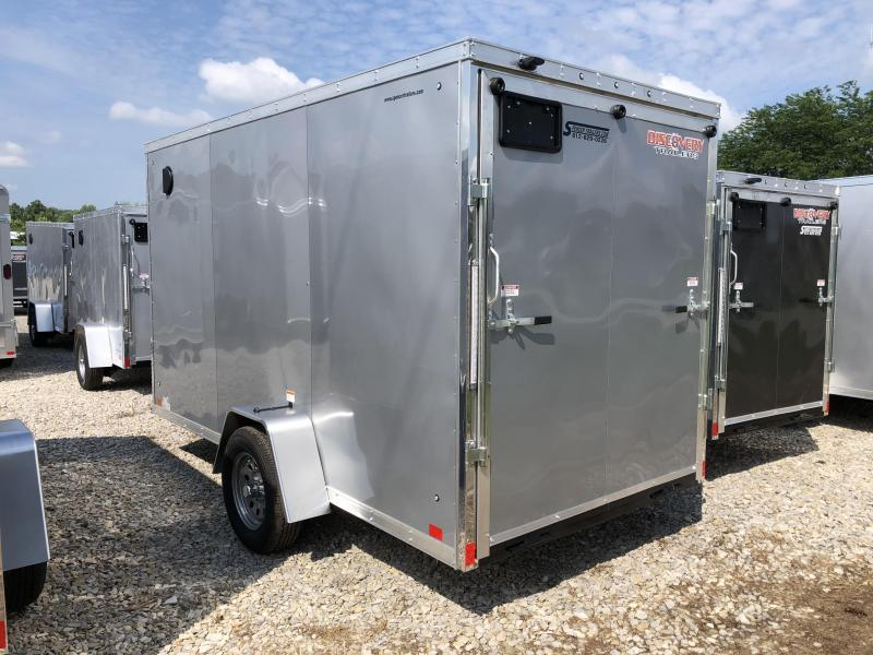 2019 6x12 Discovery Enclosed Cargo Trailer. 2766