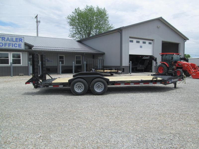 2019 18+2 Diamond C Trailers LPX Equipment Trailer