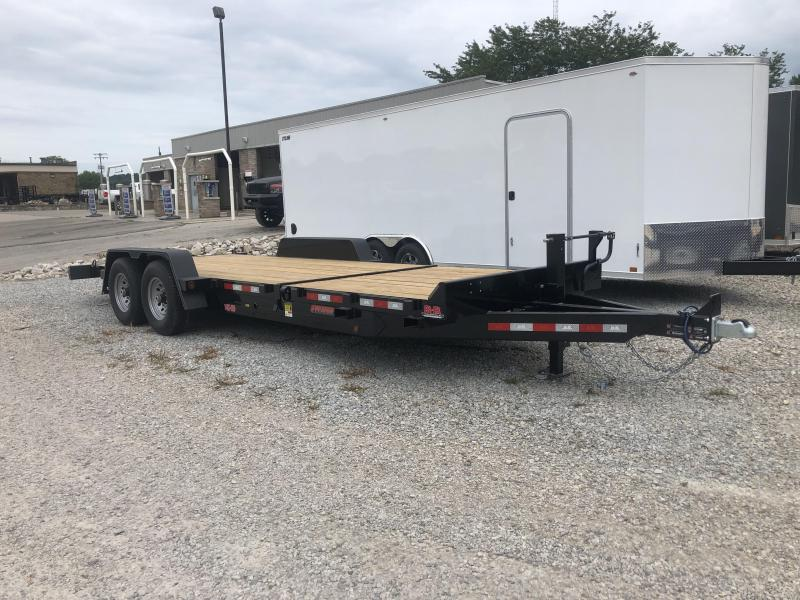 2019 16'+6' 14k Behnke Tube Split Deck Tilt. 49477