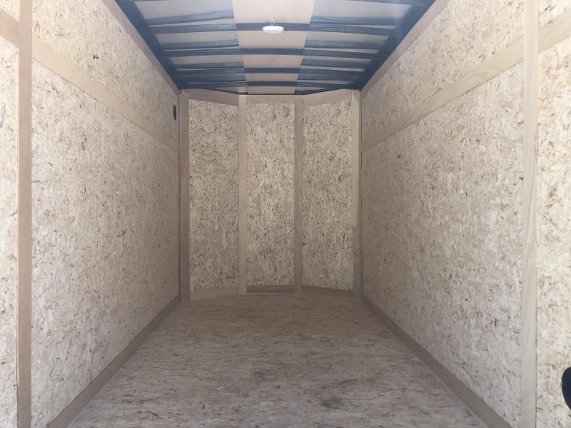 2019 Wells Cargo RFV510 Enclosed Cargo Trailer