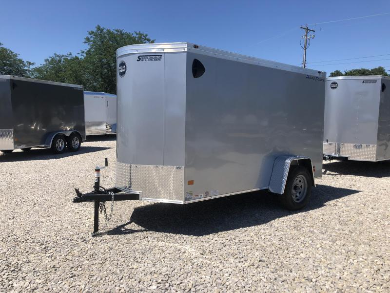 2019 5x10 Wells Cargo RFV510 Enclosed Cargo Trailer