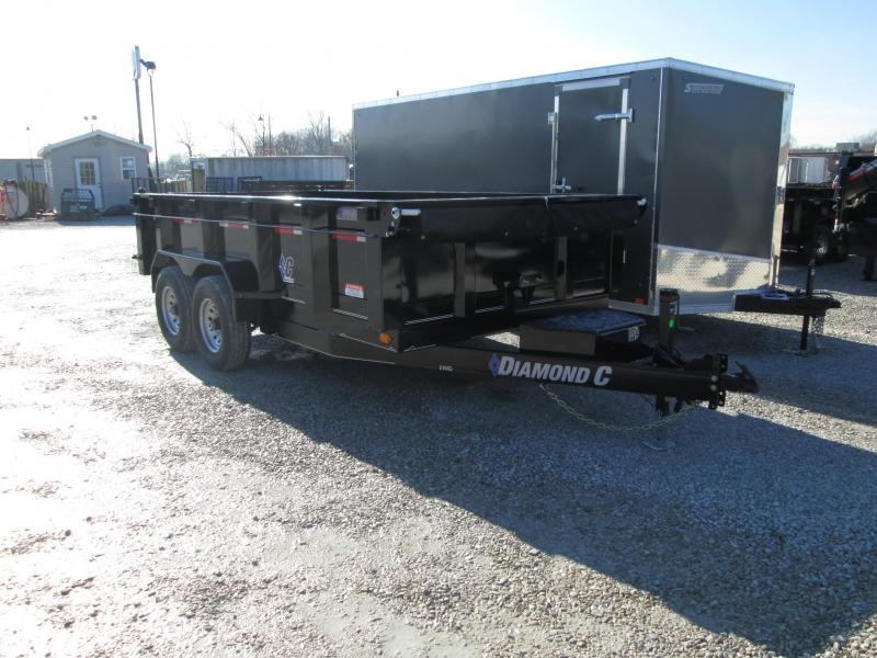 2019 14x82 14.9K Diamond C Dump Trailer. 8779 in Ashburn, VA