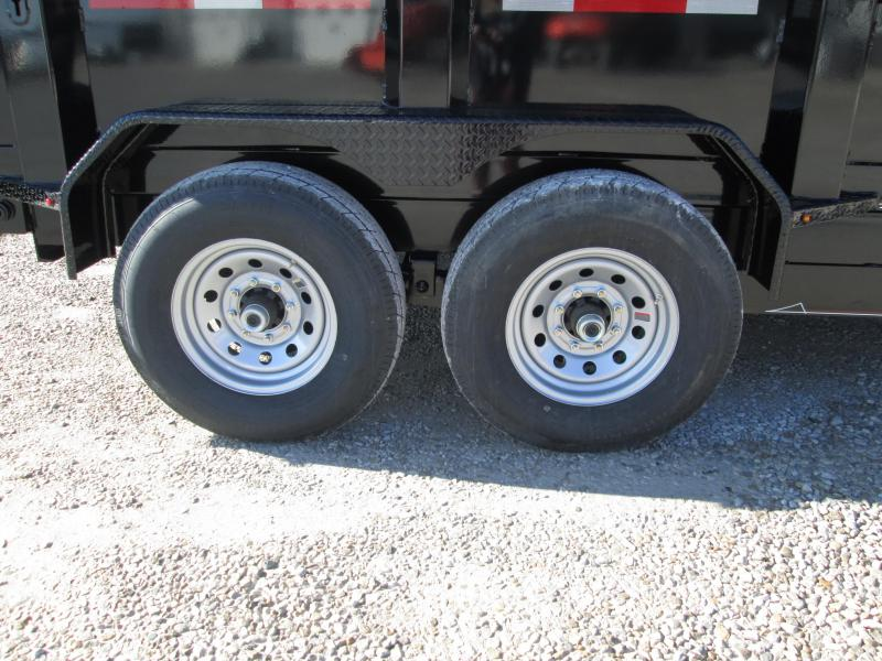 2019 14x82 14.9K Diamond C Dump Trailer. 8779