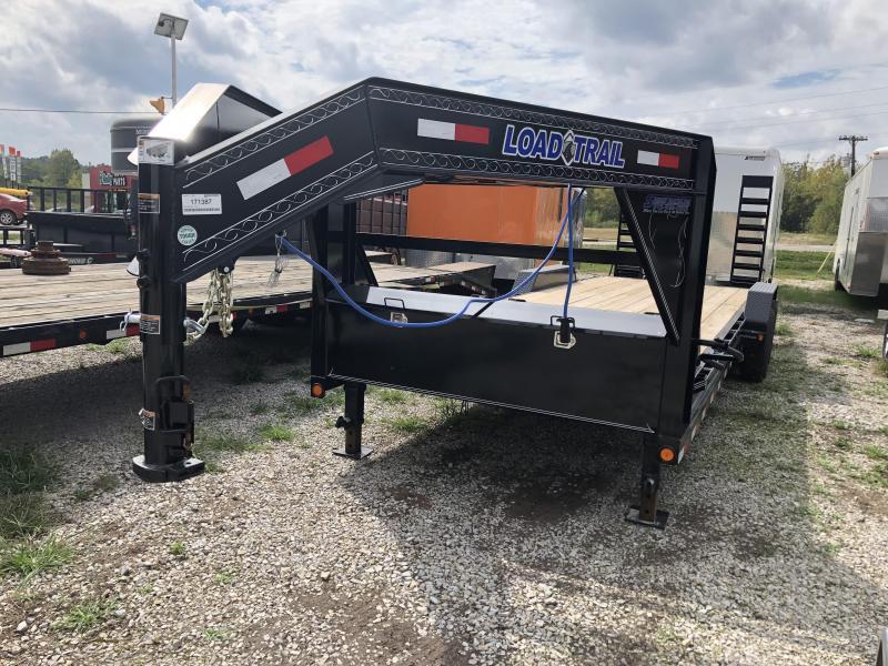2019 22+2x83 Load Trail GN Equipment Trailer. 71387