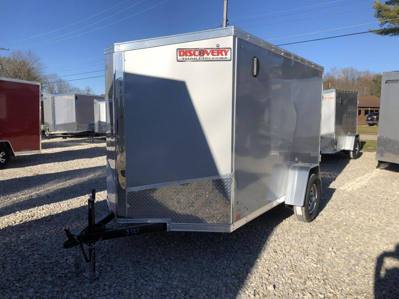 2019 6x10 Discovery Enclosed Trailer. 3985