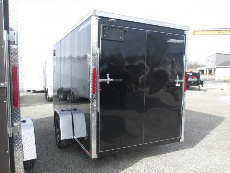 2018 6' x 12' MVM7 Enclosed Cargo Trailer. 941