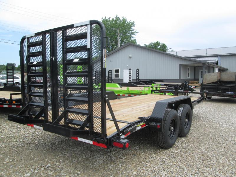 2019 16+2x83 14K Load Trail Equipment Trailer. 86549