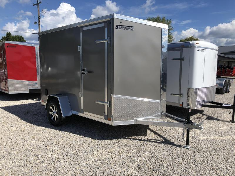 2019 6x10 Discovery Enclosed Cargo Trailer. 3446