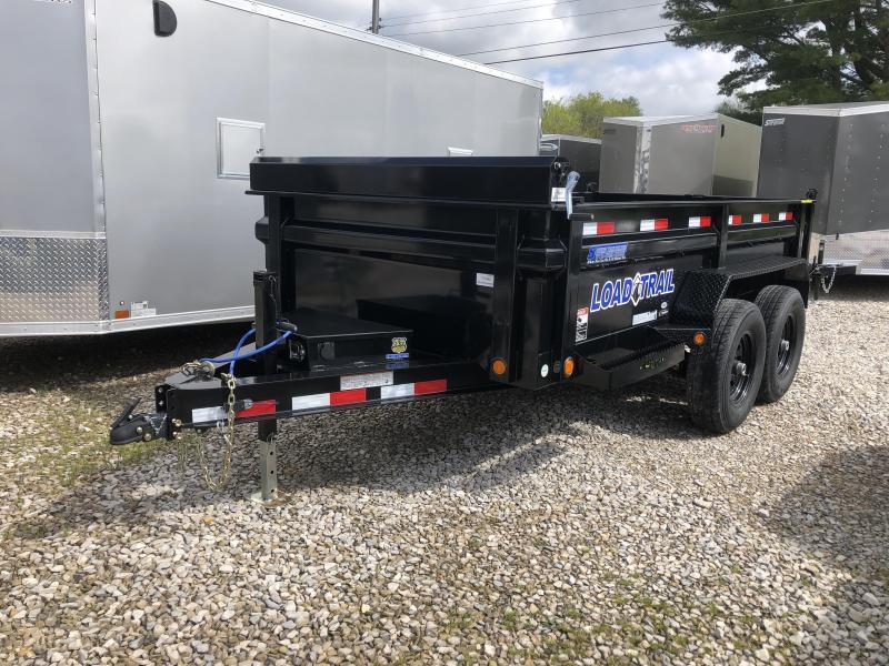 """2019 72""""x12' 10k Load Trail Dump. 79992"""